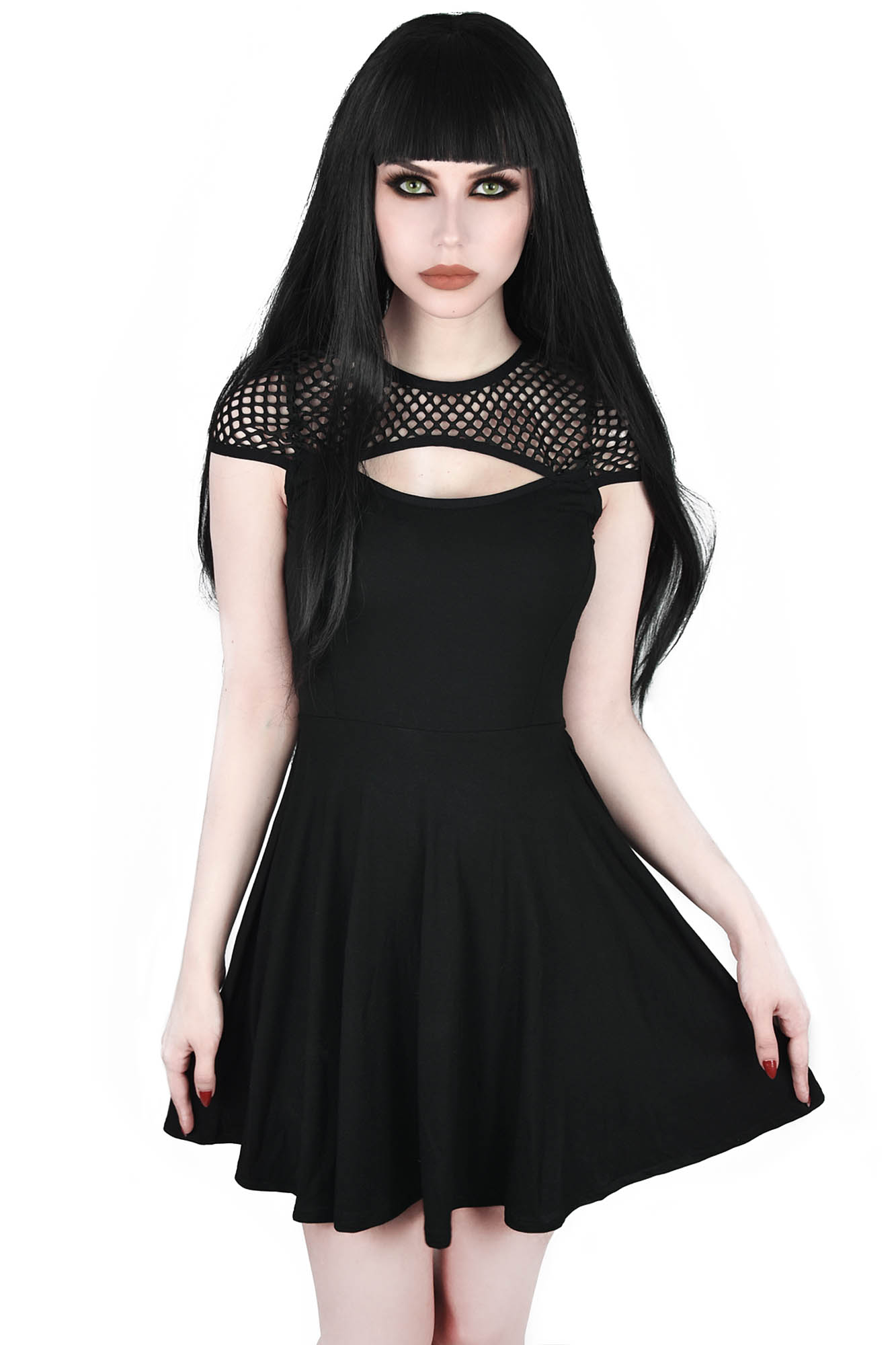 Killstar Absinthe Skater Dress