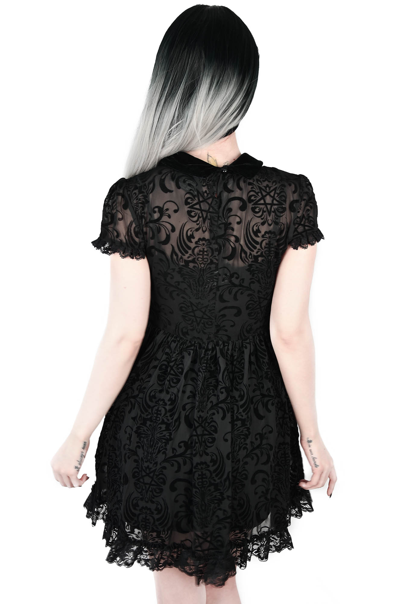 Killstar Bathory Babydoll Dress