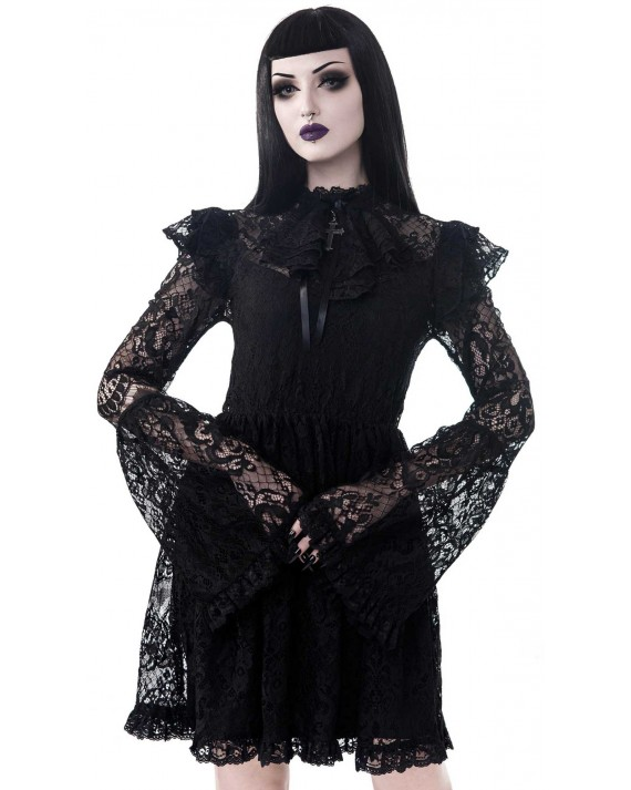 Killstar Liliana Lace Dress