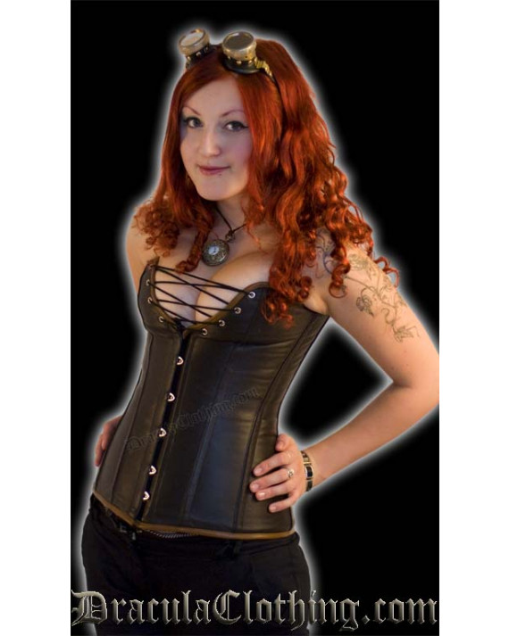 Steampunk Cleavage Overbust, size 22