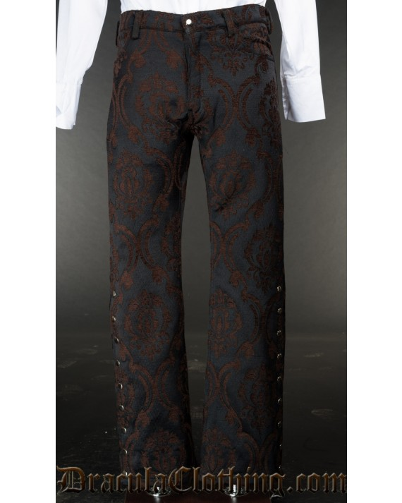 Steampunk Officer Pants