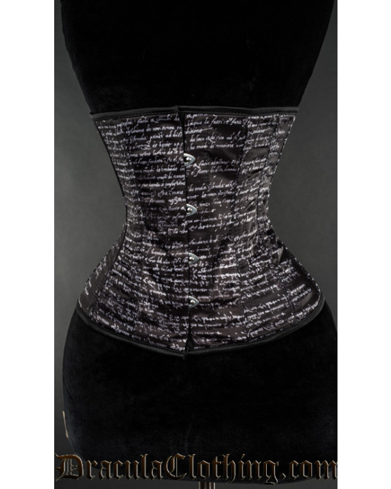 Writing Corset