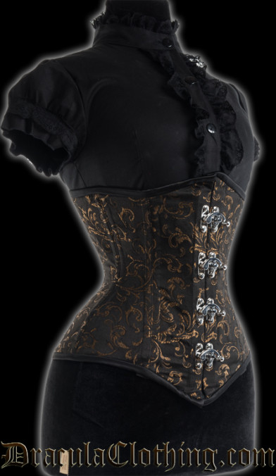 Axinite Extreme Waist Clasp Corset