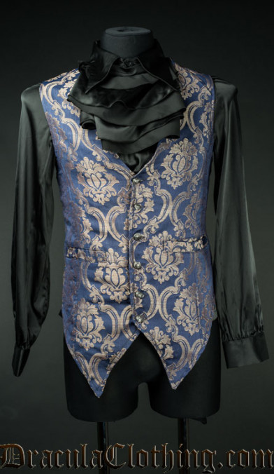 Blue Royal Long Vest