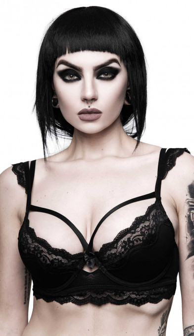 Killstar Bordello Bra