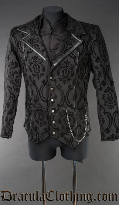 Brocade Tesla Jacket