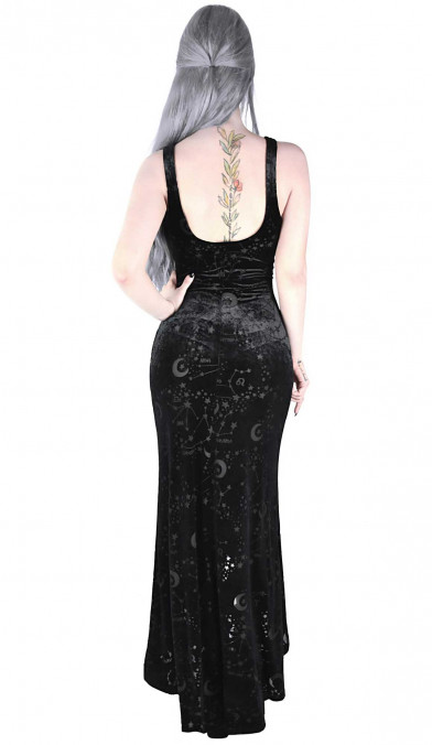 Killstar Lyra Maxi Dress