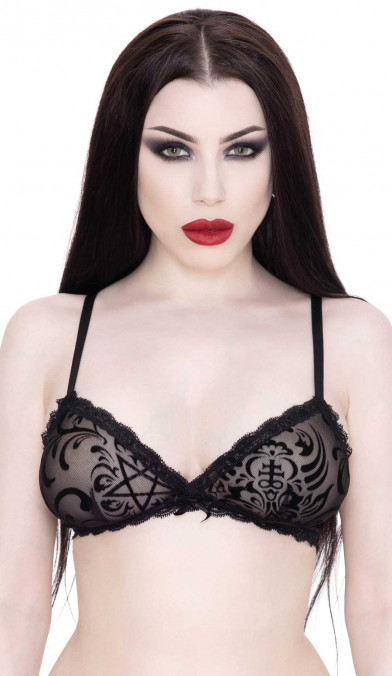 Killstar My Soul To Creep Bralet