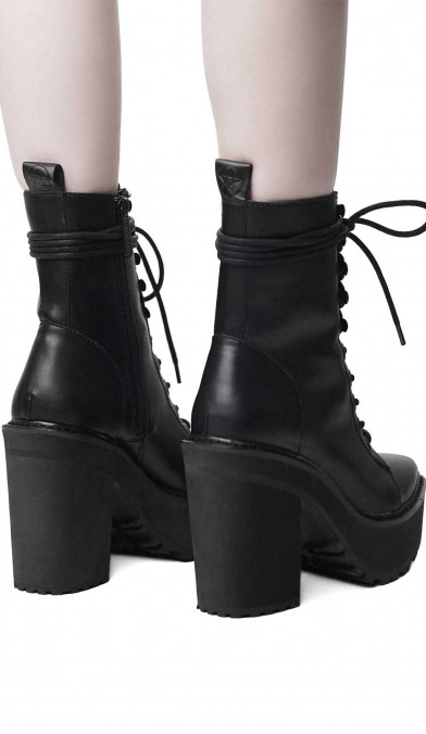 Killstar Salem City Boots