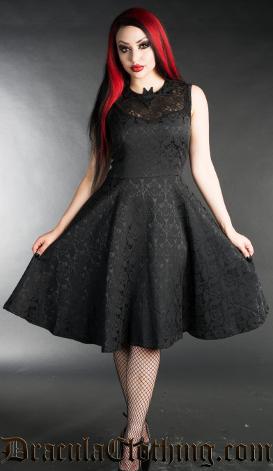 Short Bat Dress