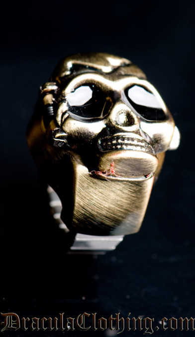 Skull Ring Watch