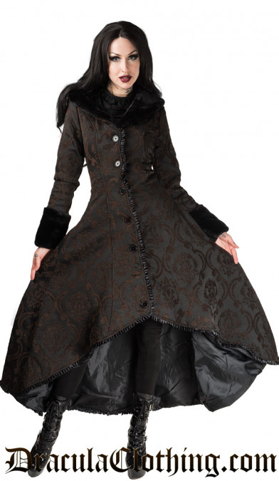 Steampunk Evil Princess Coat