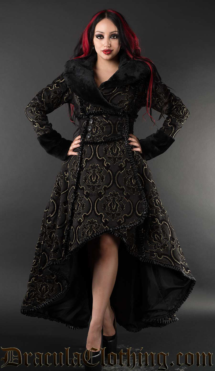 Royal Evil Queen Coat