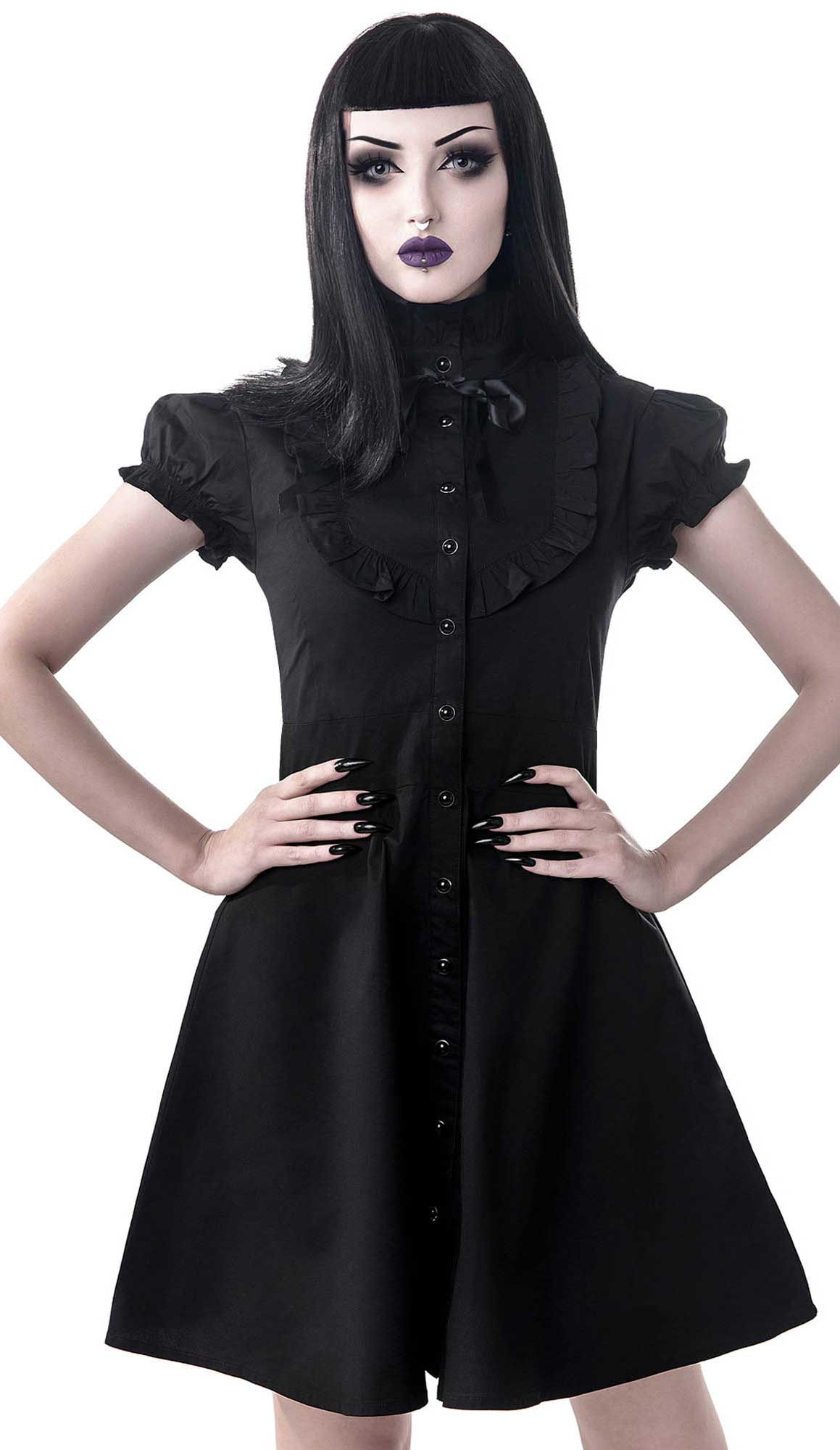 Killstar Lilian Lies Dress