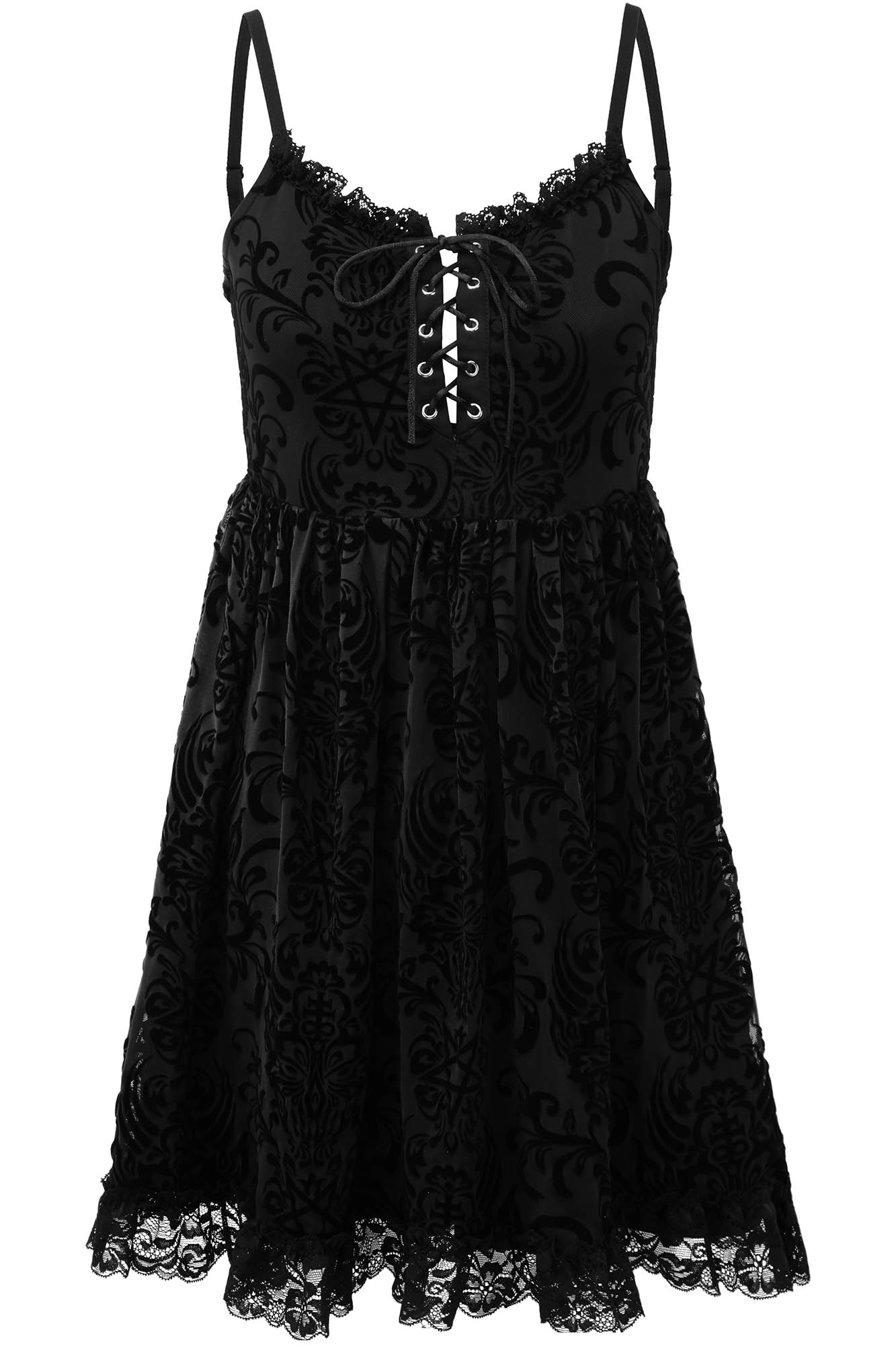 Killstar Scarlight Sun Dress